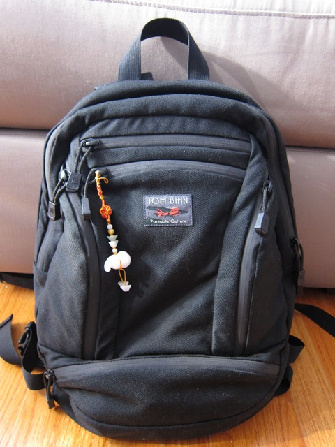f46dd2443a Tom Bihn Synapse 19 Backpack Review - ChautimeChautime